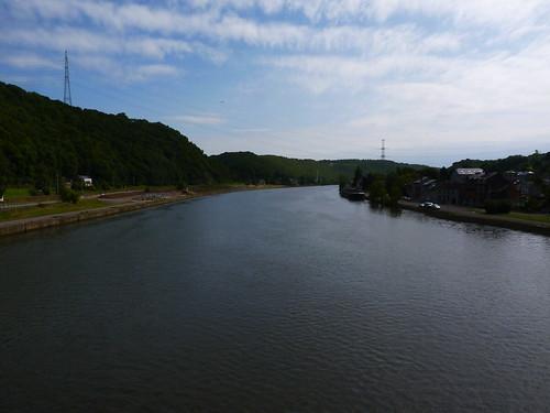 La Meuse à Sclayn