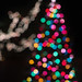 Christmas Tree of Bokeh