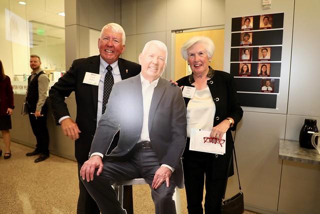 Charles Arntzen Retirement Public Event
