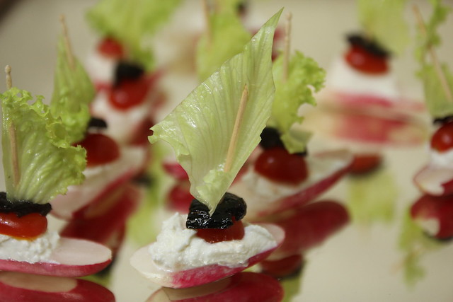 Radish Flotilla - Gluten-free Organic sailboats laden with goodies