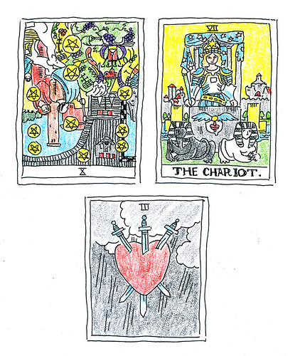 Tarot October 30, 2017