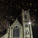 Night-time sights around Sale, M33
