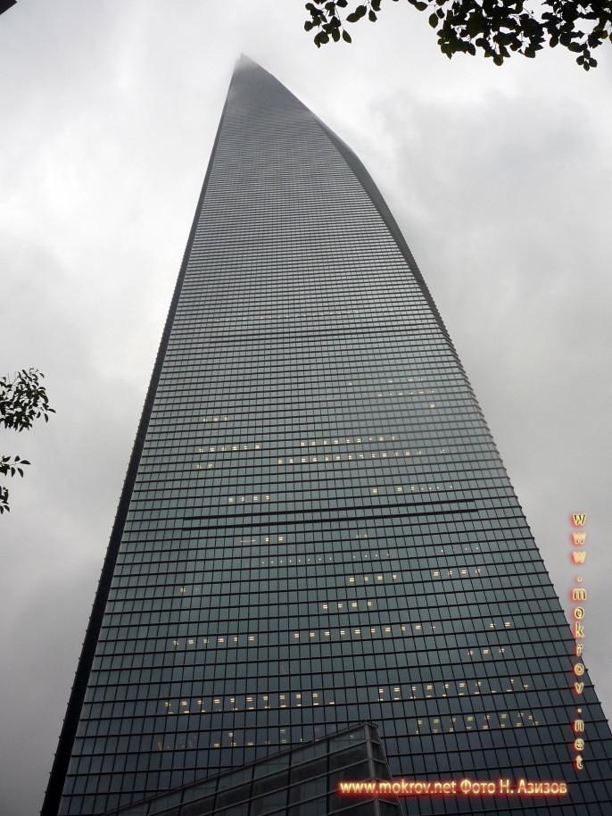 Исторический центр Шанхая в Китае фото