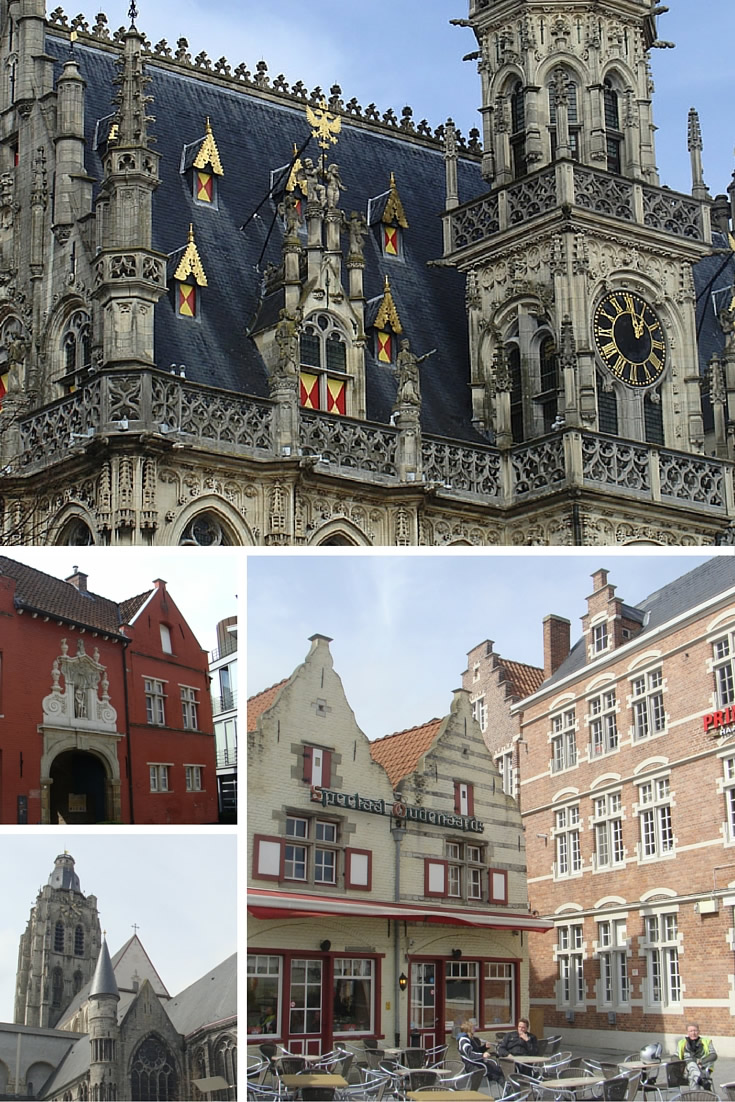 Dagtrip Oudenaarde, bekijk alle bezienswaardigheden | Mooistestedentrips.nl