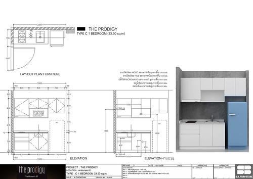 6.KITCHEN-145 TYPE C 33.50 sqm-Rev.3