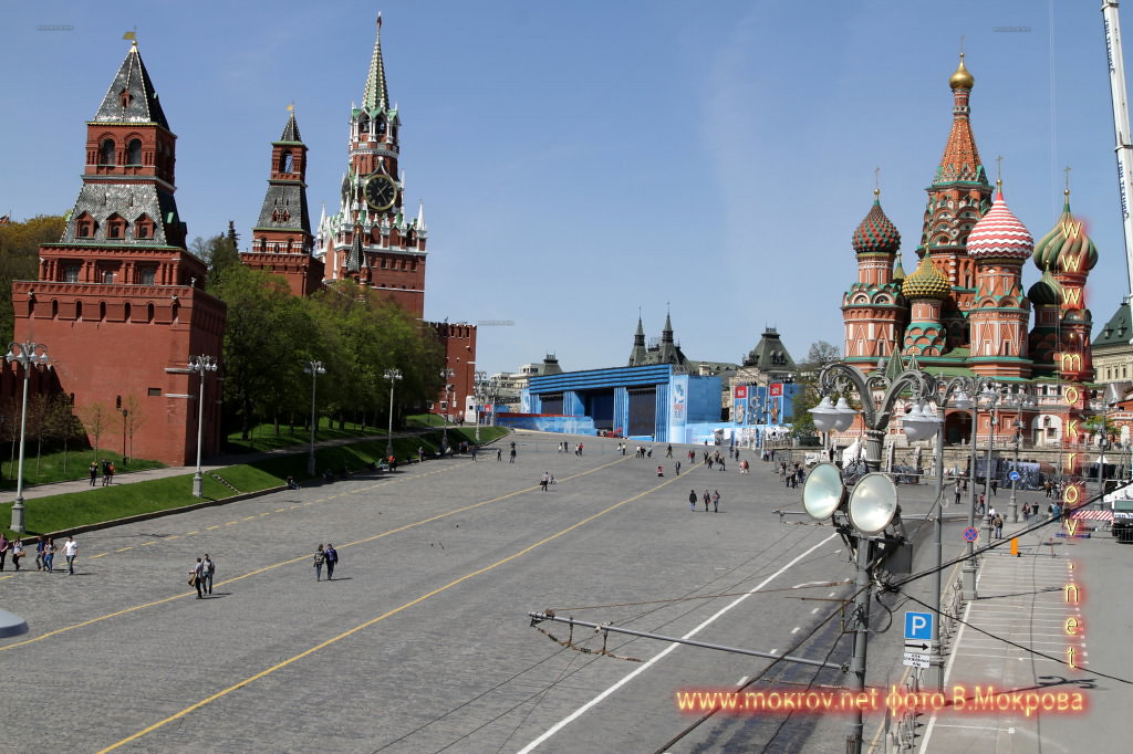 Васильевский спуск Парад победы 2015 26