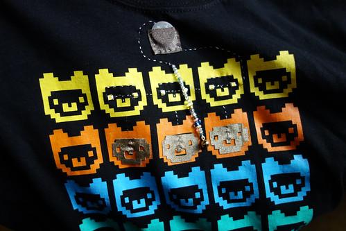 Jugend Hackt Alpaca t-shirt hack