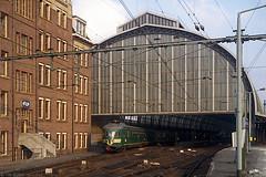 Amsterdam CS, westzijde