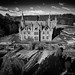Ecclesgreig Castle BW 1