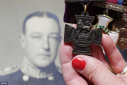 Gordon Campbell Victoria Cross