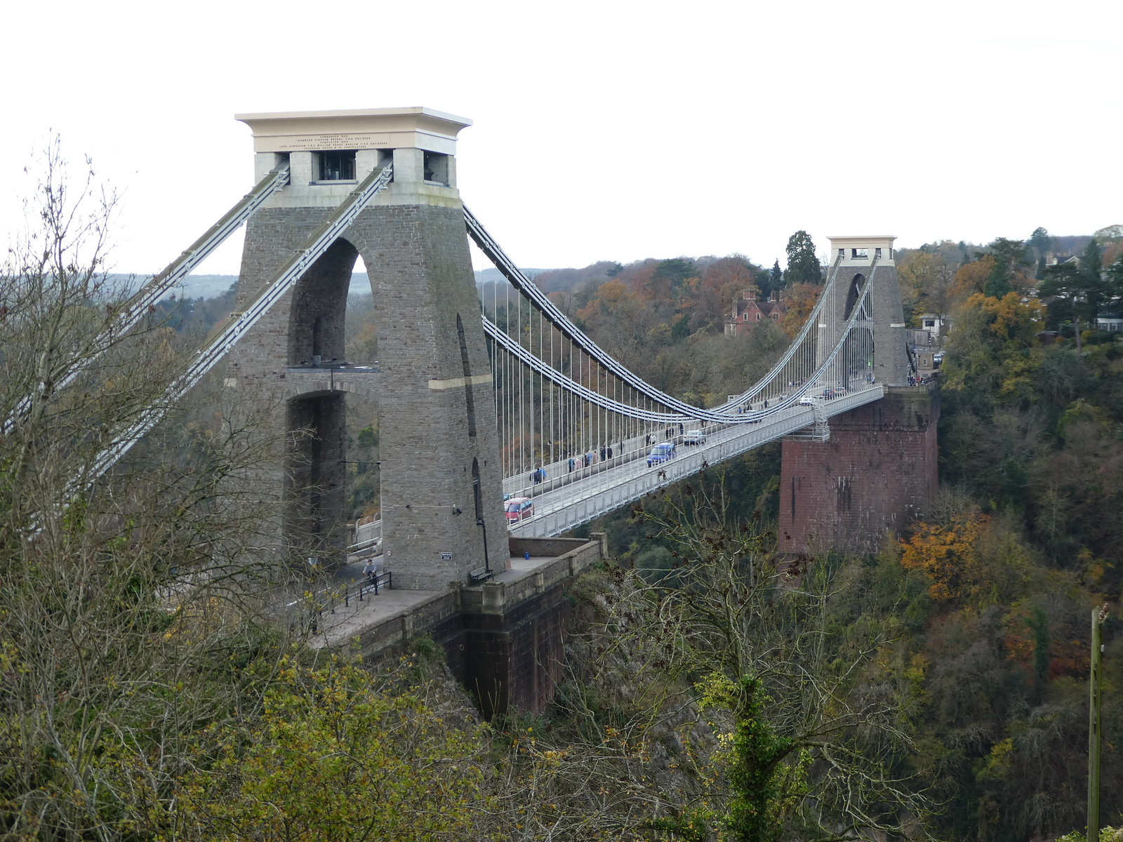 Clifton Suspension Bridge, Bristol