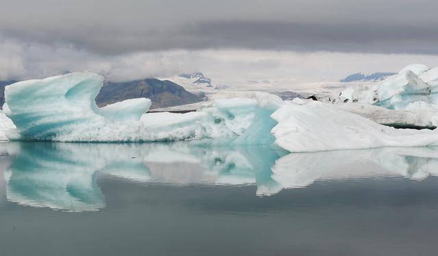Best Photos Of 2017: Jökulsárlón Glacier Lagoon