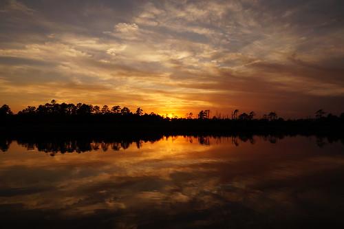 sunset dusk fairfieldharbour northcarolina northwestcreek sonyphotographing sonya58 sony reflections cloudsstormssunsetssunrises cloudscape spectacularsunsetsandsunrises