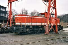 Baureihe 276 - MaK G 1204 BB