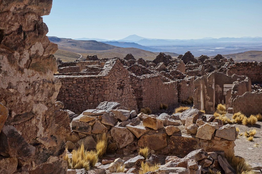 Uyuni - Pueblo Fantasma 2