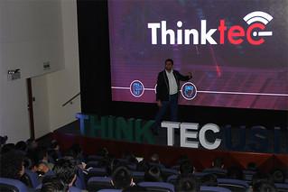 La Facultad de Ingeniería de la Universidad San Ignacio de Loyola organizó Think Tec, una actividad que reunió a profesionales referentes en tecnología, innovación y emprendimiento; y que se realizó para alumnos de 5.° de secundaria.