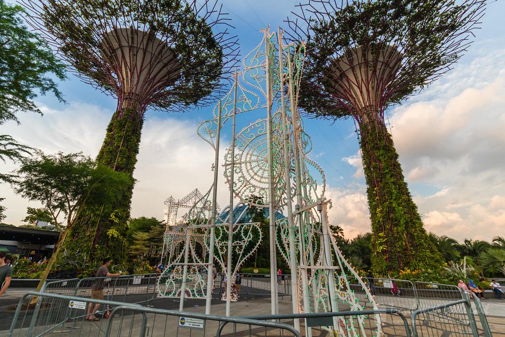 Christmas Wonderland, Singapore