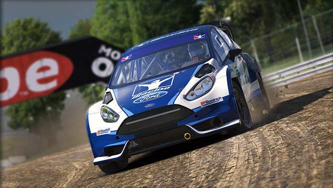 iRacing Ford Fiesta RS WRC