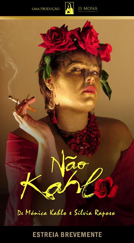 D. Mona. Não Kahlo. Imagem promocional