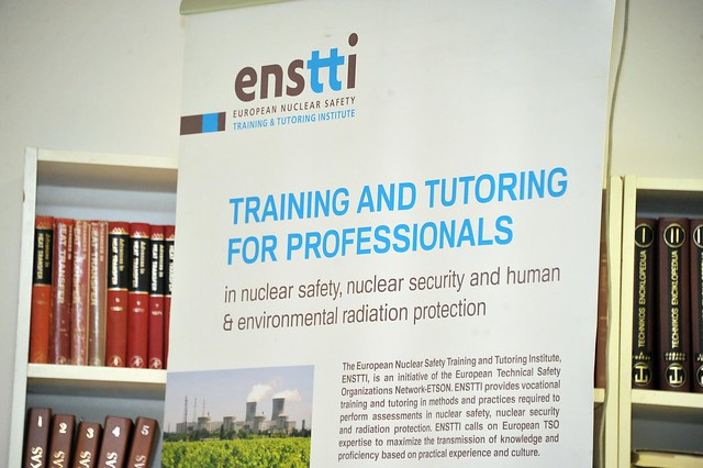 ENSTTI Nuclear Safety training at LEI for Algerian specialists