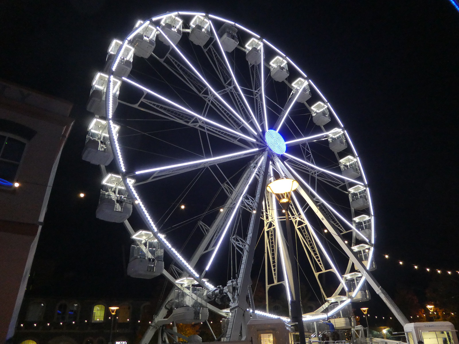 Sky View Wheel, Bristol