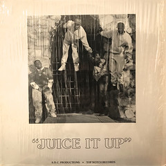 S.D.C. PRODUCTIONS:JUICE IT UP(JACKET A)