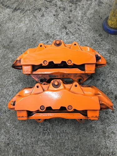 For Sale Front 8 Pot Big Brake Calipers