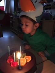 Alex, 4 jaar!!!