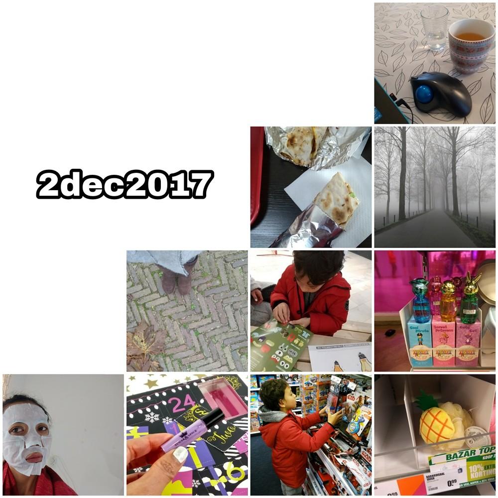 2 dec 2017 Snapshot