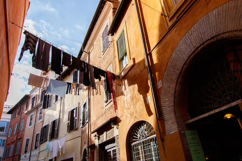 Trastevere Rome Italy November travelling-1766