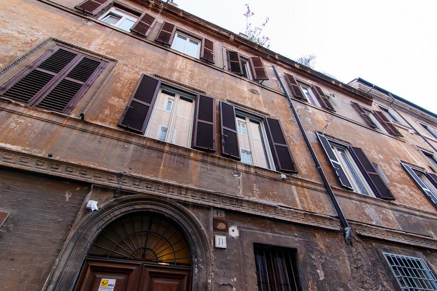 Trastevere Rome Italy November travelling-1135