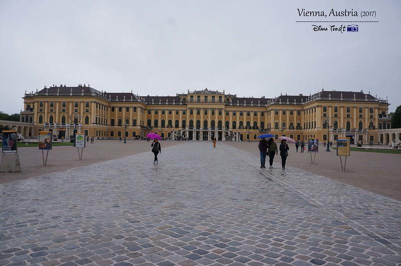 2017 Europe Vienna Schönbrunn Palace
