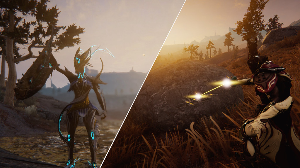 Warframe: Plains of Eidolon