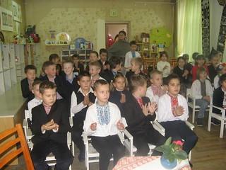 І звучить, як пісня, українська мова.09.11.17. №123