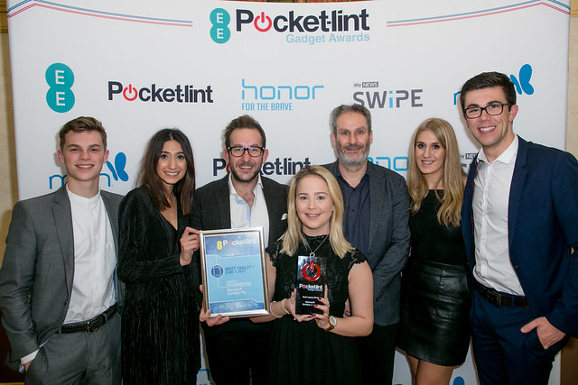 Pocket-lint Gadget Awards 2017