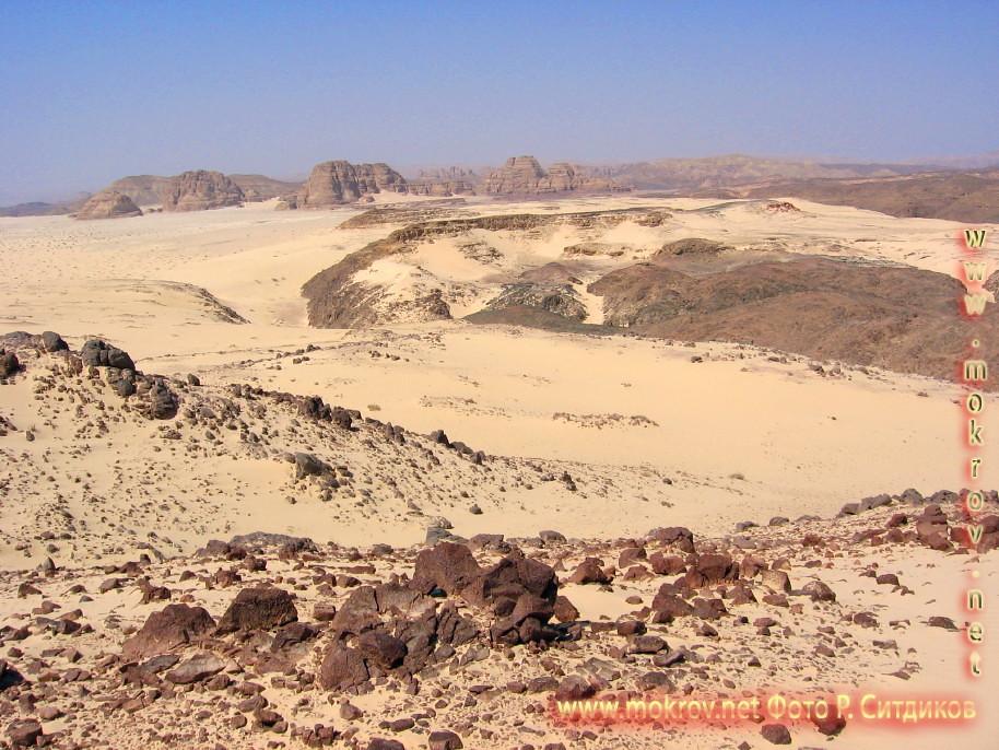 Синайская пустыня пустыня, белый каньон