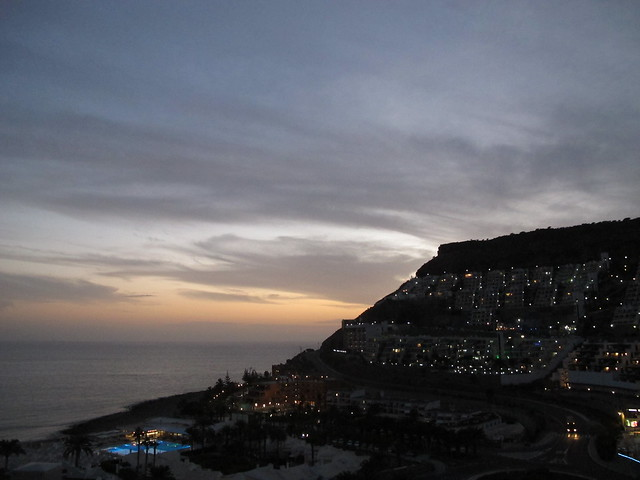 saturday, the view, playa del cura, gran canaria