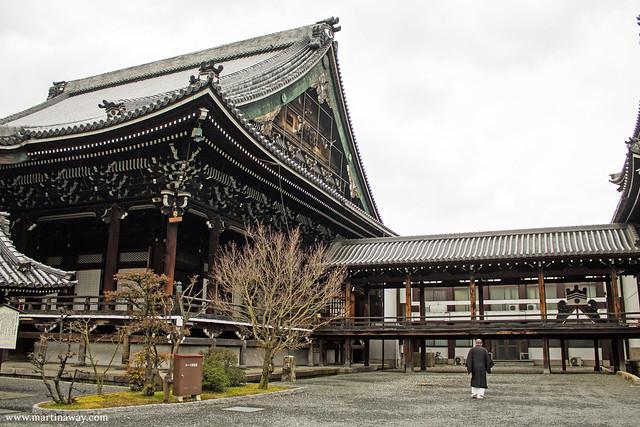 Nishi Hongwanji, Kyoto