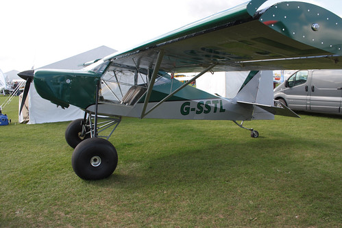 G-SSTL Just Aircraft Superstol [LAA 397-15377] Sywell 010917