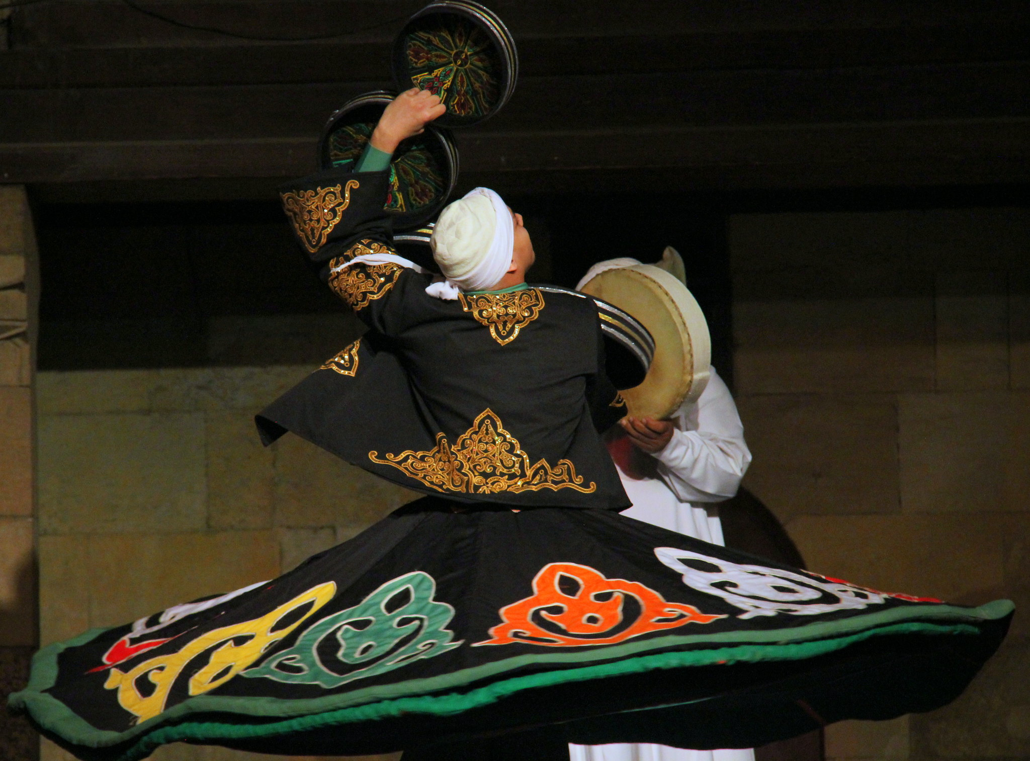 Tanoura show is not to be missed in Cairo