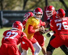 Chiefs Practice 11/15/17