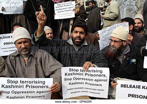 Release of Political Prisoners in IOK Demanded