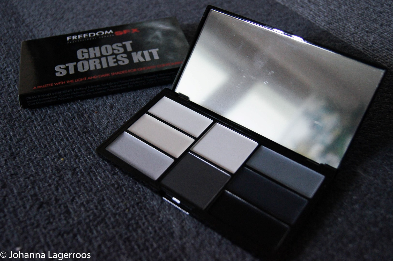 ghost stories palette