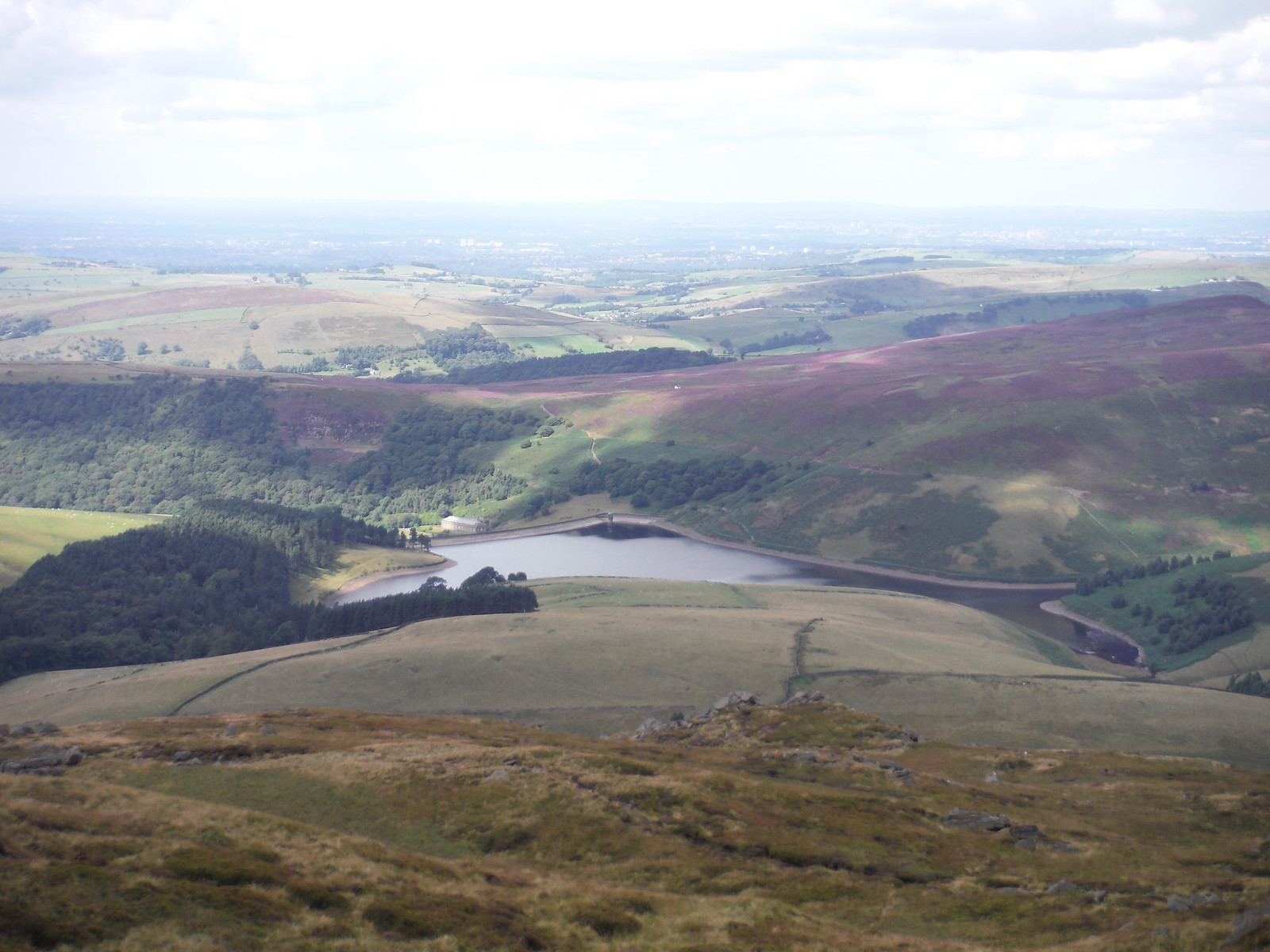 Kinder Reservoir SWC Walk 303 - Edale Circular (via Kinder Scout and Mam Tor) [Kinder Downfall Option]