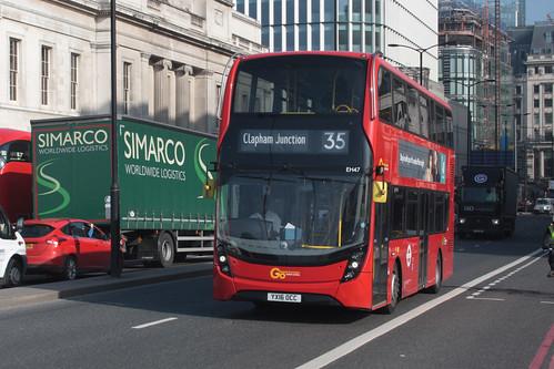Go-Ahead London EH47 YX16OCC