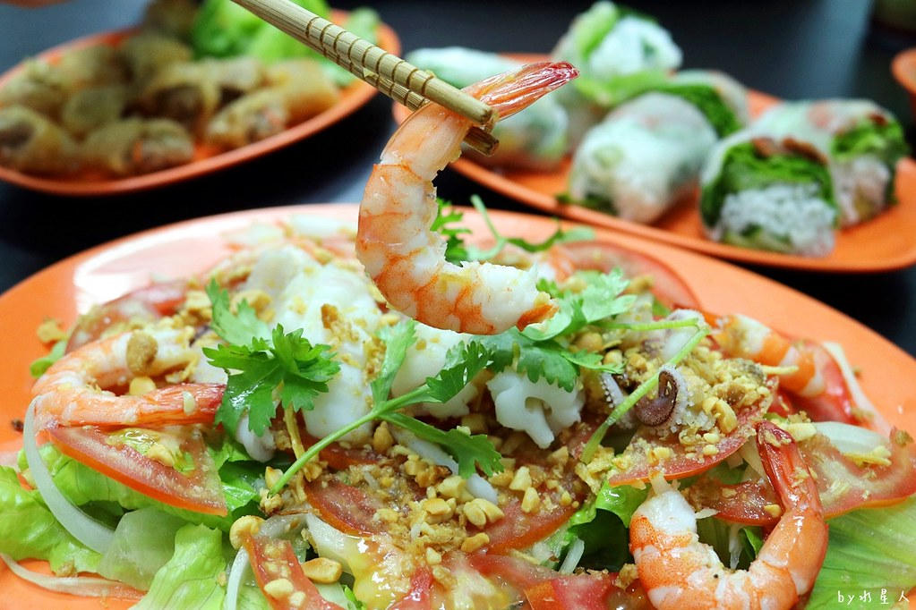26606073919 1f7c387760 b - 熱血採訪|幸福食堂越式風味平價料理,科博館美食推薦,料多實在又便宜的道地越南小吃