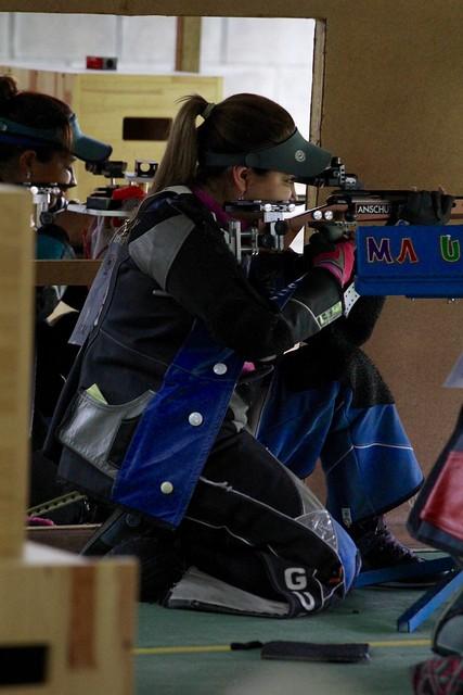 Día 6 tiro deportivo, Juegos Bolivarianos en Cali