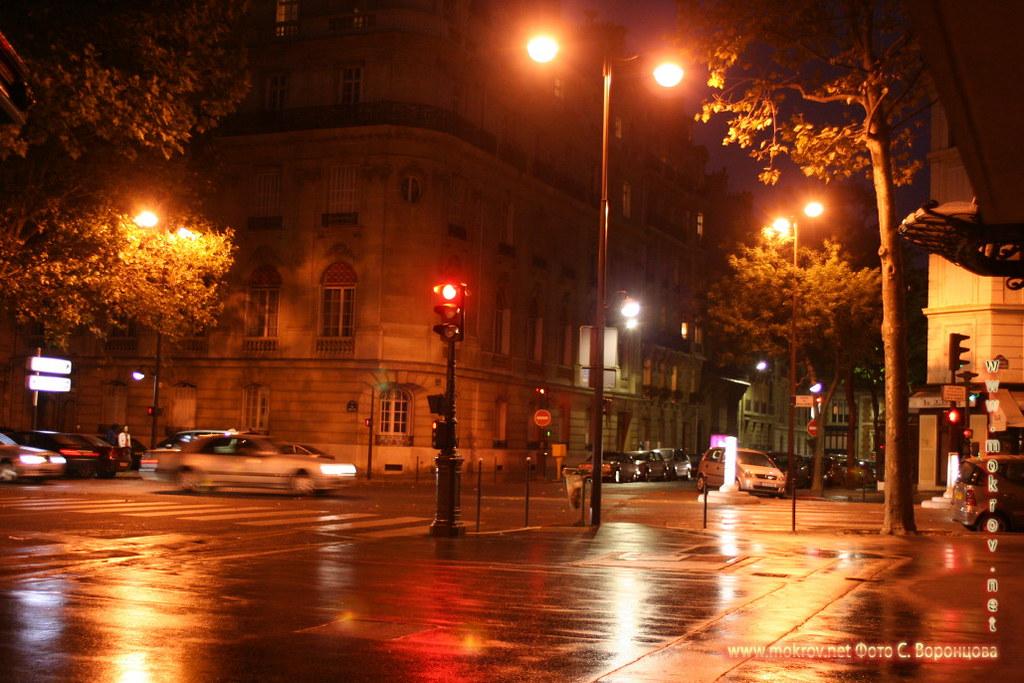Париж фотографии сделанные днем и вечером