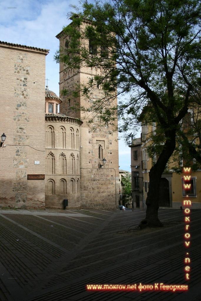 Толедо — Испания фоторепортажи