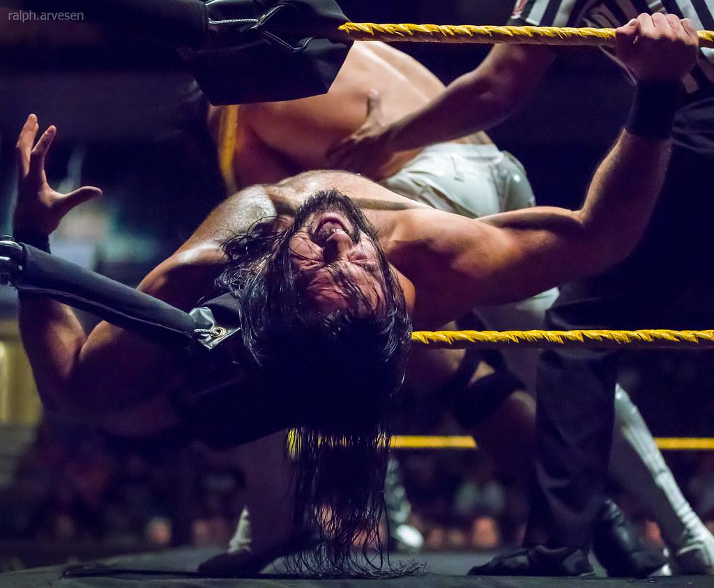 WWE NXT Live